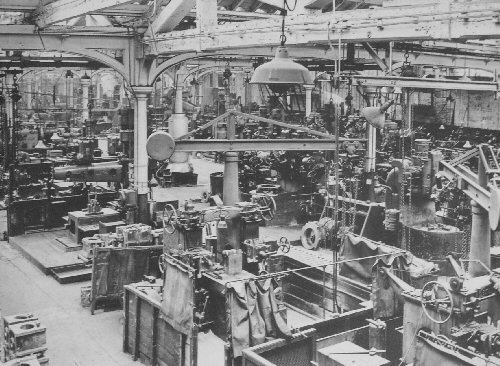 early industrial systems